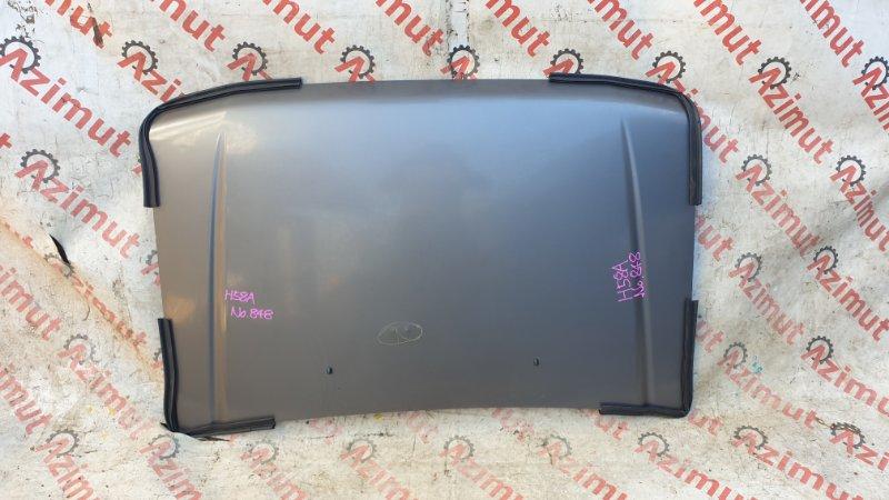 Капот Mitsubishi Pajero Mini H58A 4A30 11/2000 (б/у)