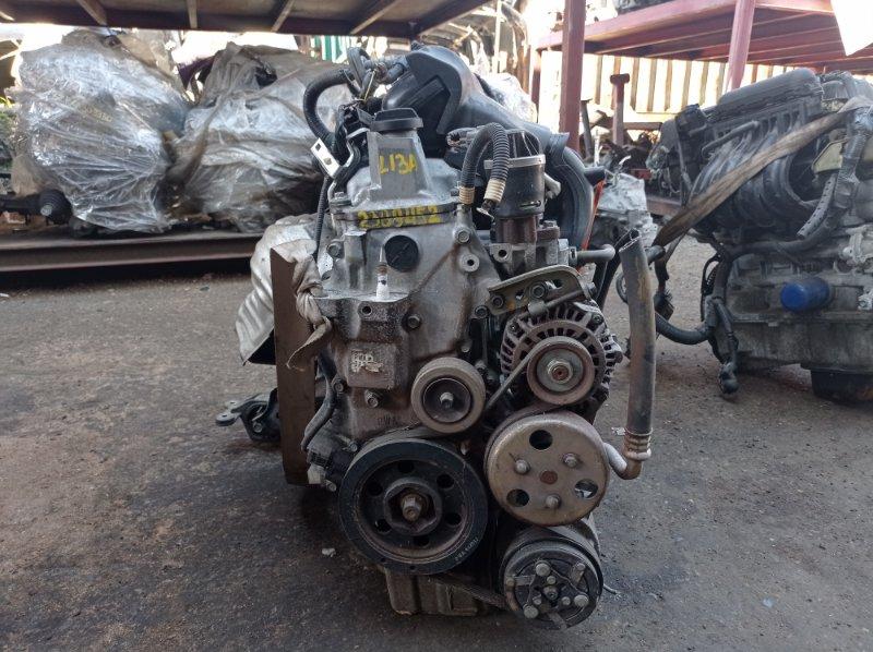 Двигатель Honda Fit GD1 L13A 2006 (б/у)