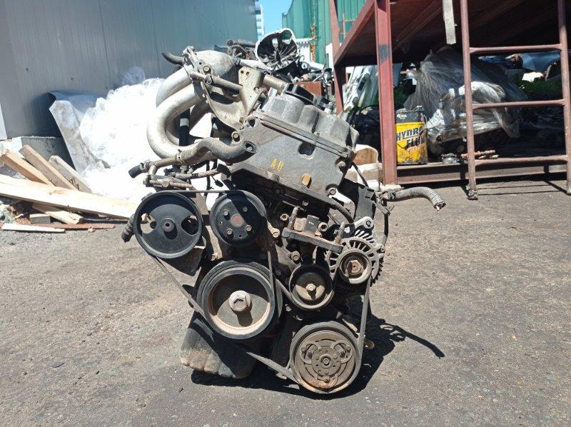 Двигатель Nissan Wingroad WHNY11 QG18DE 06/2003 (б/у)
