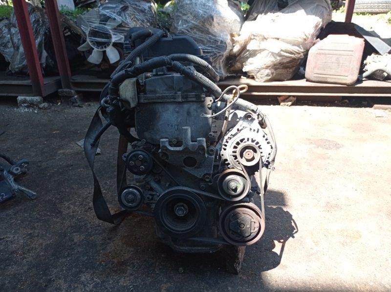 Двигатель Nissan March AK12 CR12DE 06/2002 (б/у)