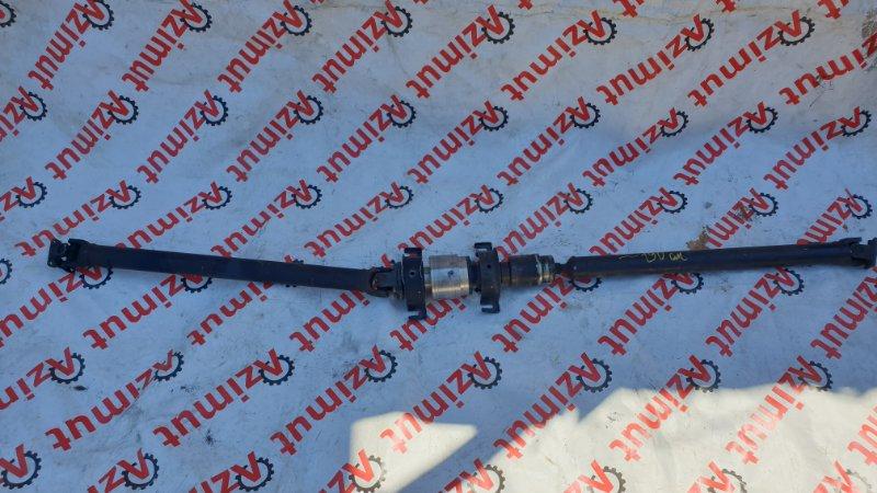 Карданный вал Suzuki Kei HN21S K6AT 02.2001 задний (б/у)