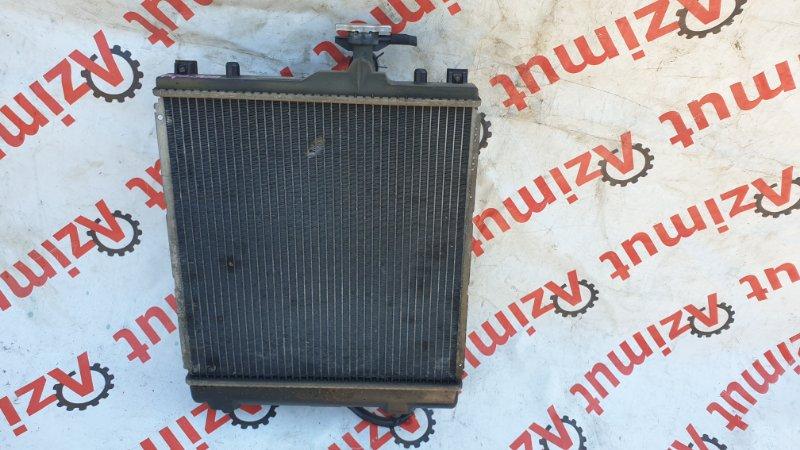 Радиатор основной Suzuki Solio MA34S M13A 2001 (б/у)