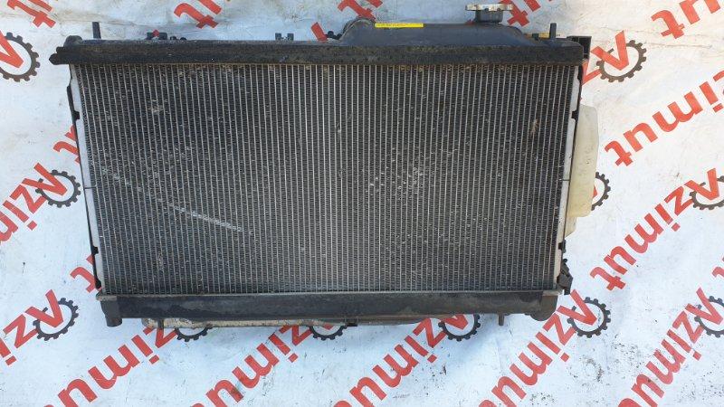 Радиатор основной Subaru Legacy BP5 EJ204DP 02/2005 (б/у)