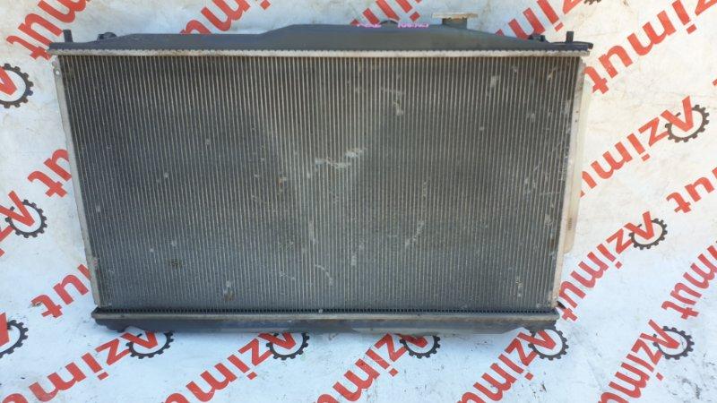 Радиатор основной Honda Odyssey RB1 K24A 2003 (б/у)