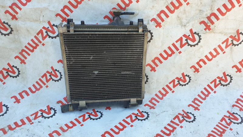 Радиатор основной Suzuki Kei HN22S K6AT 2003 (б/у)