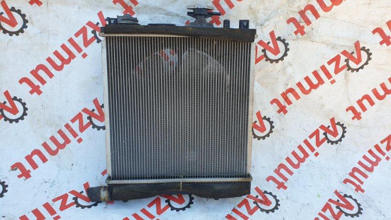 Радиатор основной Suzuki Palette MK21S K6AT 2012 (б/у)