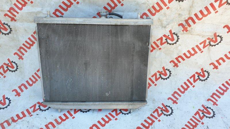 Радиатор основной Daihatsu Terios Kid J111G EFDET 2007 (б/у)