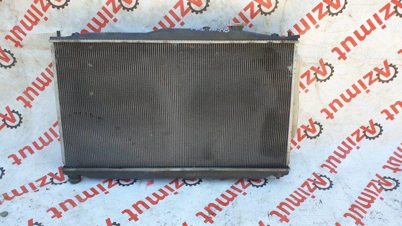 Радиатор основной Honda Odyssey RB1 K24A 2006 (б/у)