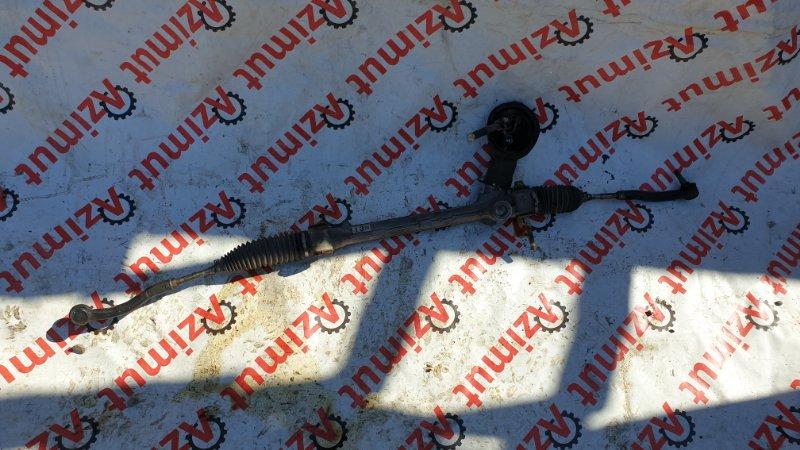Рулевая рейка Toyota Vitz SCP90 2SZFE 03.2008 задняя (б/у)
