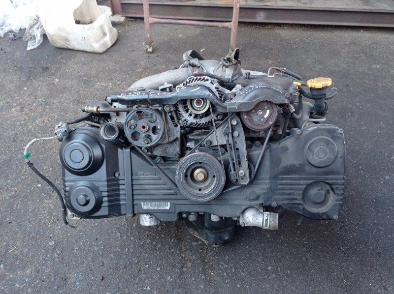 Двигатель Subaru Legacy BP5 EJ204DP 02/2005 (б/у)
