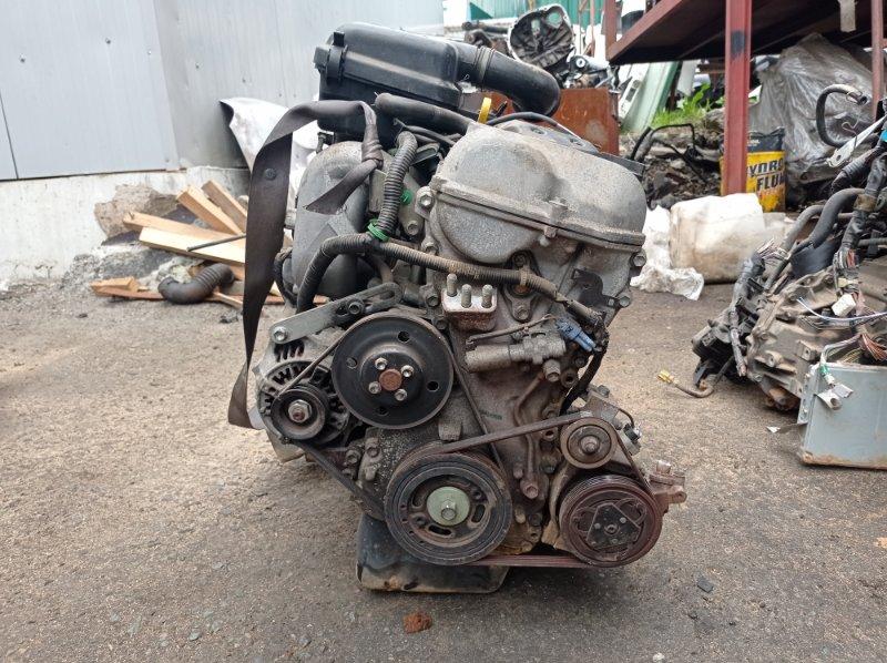 Двигатель Chevrolet Mw ME34S M13A 2006 (б/у) 179372