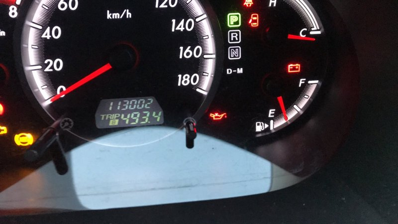 Акпп Mazda Premacy CREW LFVE 2007 (б/у)