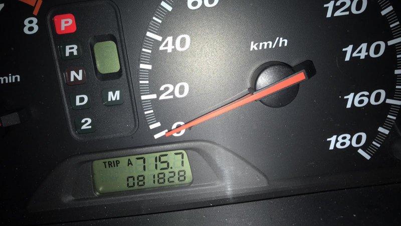 Двигатель Honda Odyssey RA6 F23A 2000 (б/у) 2256822