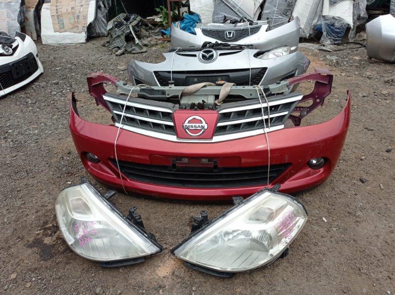 Nose cut Nissan Tiida C11 HR15DE 01/2010 (б/у)