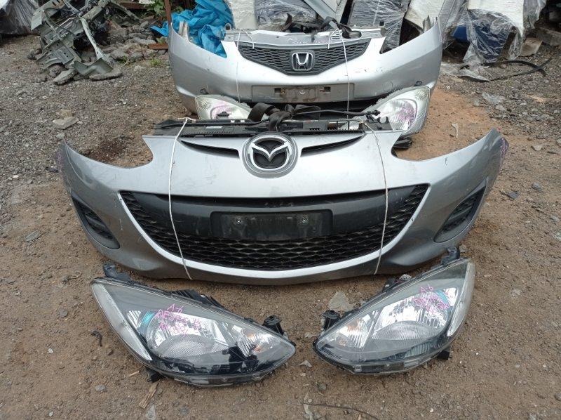 Nose cut Mazda Demio DEJFS P3VPS 2012 (б/у)
