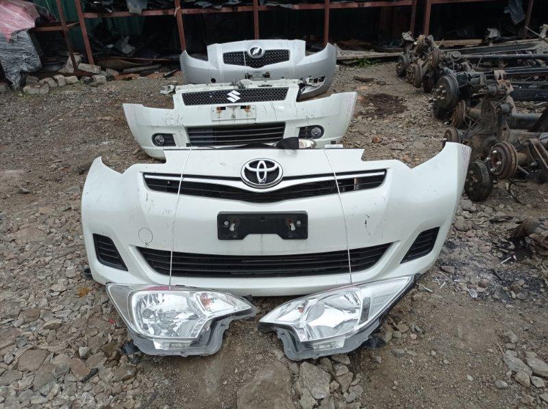 Nose cut Toyota Ractis NCP120 1NZFE 01.2014 (б/у)