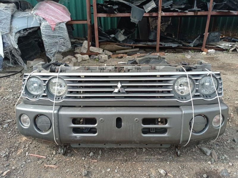 Nose cut Mitsubishi Pajero Mini H58A 4A30 11/2000 (б/у)