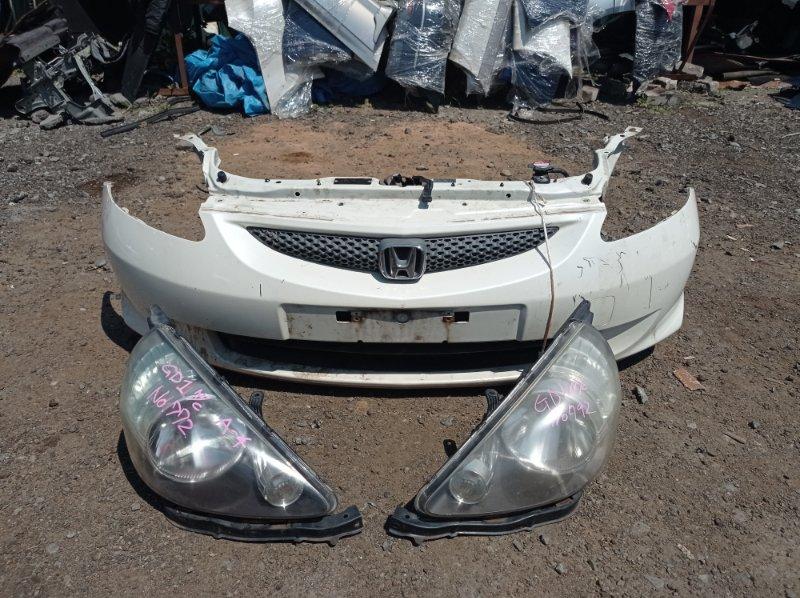 Nose cut Honda Fit GD1 L13A 2005 (б/у)