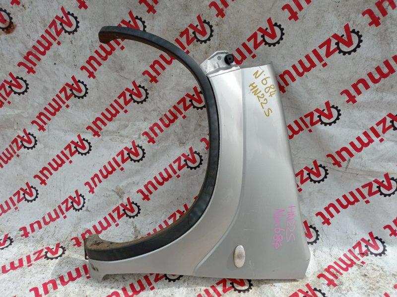 Крыло Suzuki Kei HN22S K6AT 2007 переднее левое (б/у)