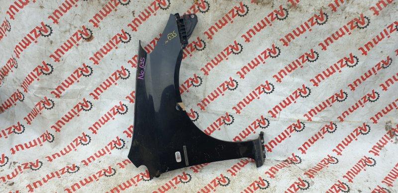 Крыло Honda Stream RN5 K20B 2005 переднее правое (б/у)