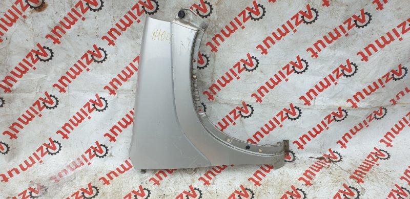 Крыло Suzuki Kei HN12S переднее правое (б/у)