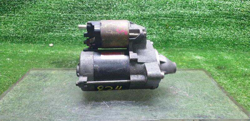 Стартер Suzuki Kei HN22S K6A 2004 (б/у) 3110076G1