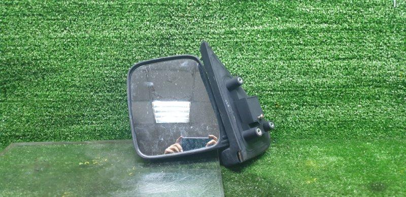 Зеркало Suzuki Jimny JB23W K6AT 2000 левое (б/у)
