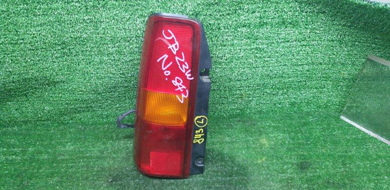 Стоп-сигнал Suzuki Jimny JB23W K6AT 03.2006 задний левый (б/у) 22032081