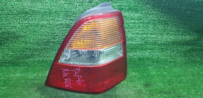 Стоп-сигнал Honda Odyssey RA6 F23A 2000 задний правый (б/у) 0711