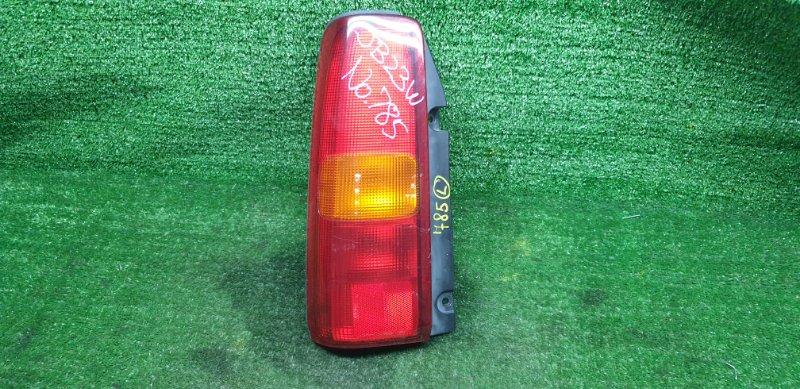 Стоп-сигнал Suzuki Jimny JB23W K6AT 2000 задний левый (б/у) 22032081