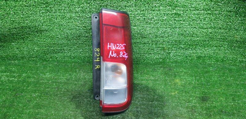 Стоп-сигнал Suzuki Kei HN22S K6A 2004 (б/у) 2360374G0