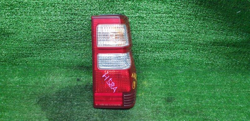 Стоп-сигнал Mitsubishi Pajero Mini H58A задний правый (б/у) 1146335