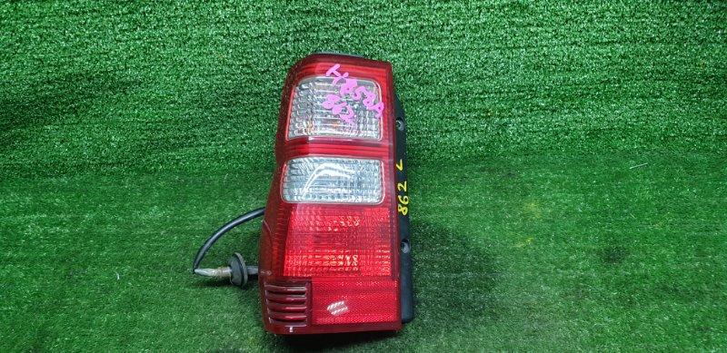 Стоп-сигнал Mitsubishi Pajero Mini H58A 4A30T 12/2002 задний левый (б/у) 1146335