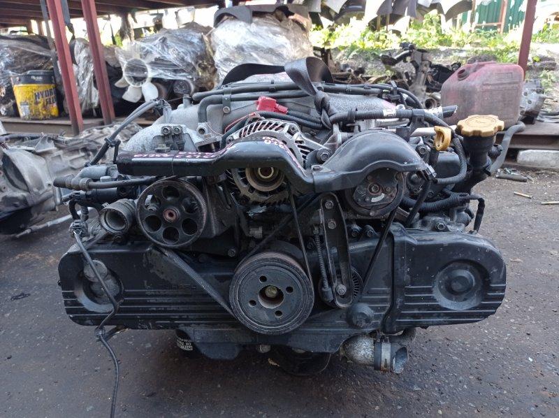 Двигатель Subaru Outback BP9 EJ253HP 06/2005 (б/у) C675622