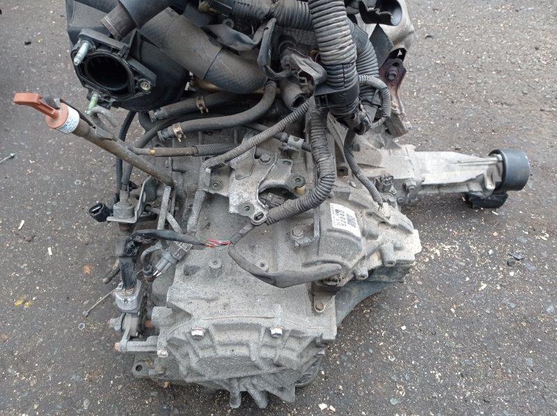 Акпп Toyota Platz NCP16 2NZFE 04.2000 (б/у) U441E02A U441E02A