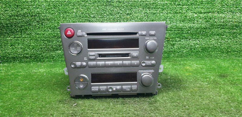 Магнитофон Subaru Legacy BP5 EJ204DP 02/2005 (б/у) 86201AG011