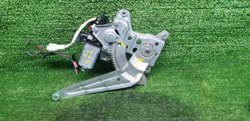 Стеклоподъемник Suzuki Kei HN22S K6A 2005 задний правый (б/у)