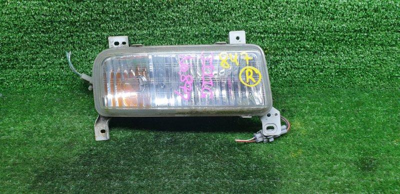 Туманка Daihatsu Terios Kid J111G EFDET 2007 передняя правая (б/у) 11451878