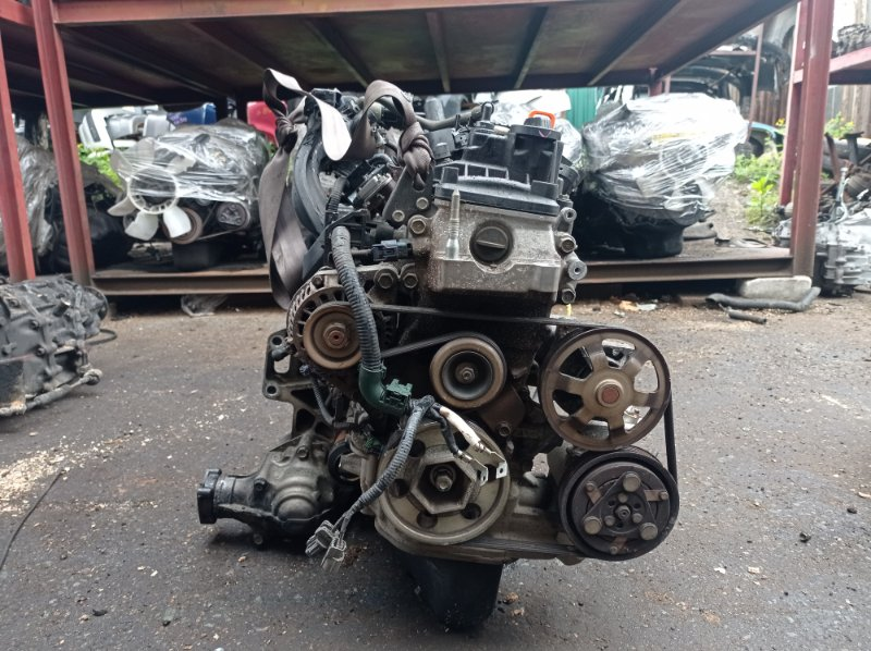 Двигатель Honda Life JB6 P07A 2006 (б/у) 1568488