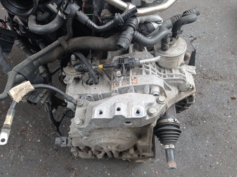 Акпп Audi A3 8PA BVY 2006 (б/у) HTP