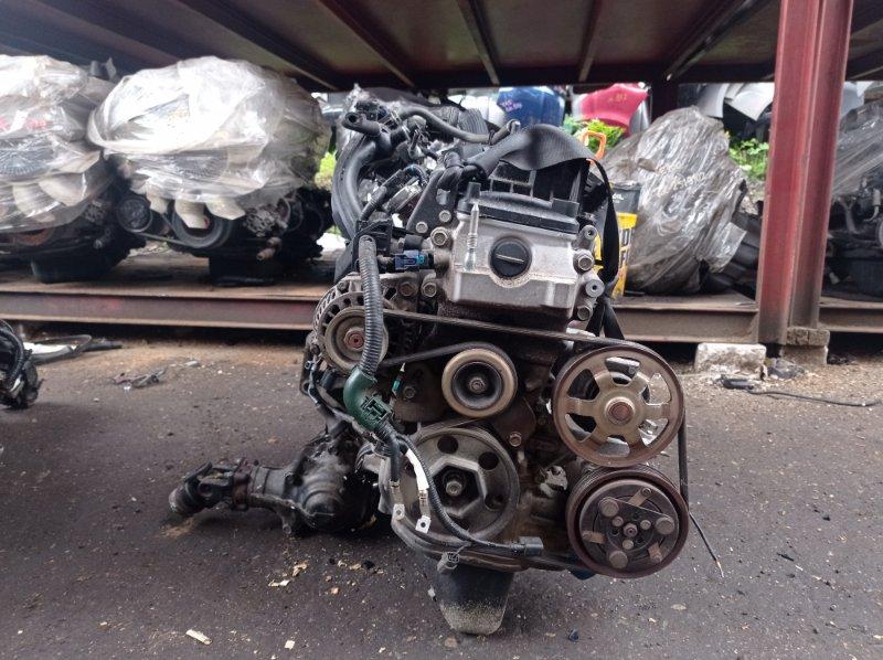 Двигатель Honda Life JB6 P07A 2007 (б/у) 1797794