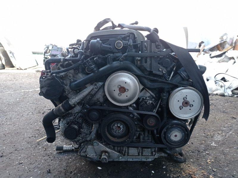 Двигатель Audi A4 8ED AUK 2006 (б/у) 024184