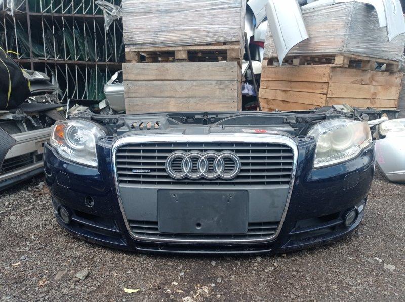 Nose cut Audi A4 8ED BWE 2006 передний (б/у)