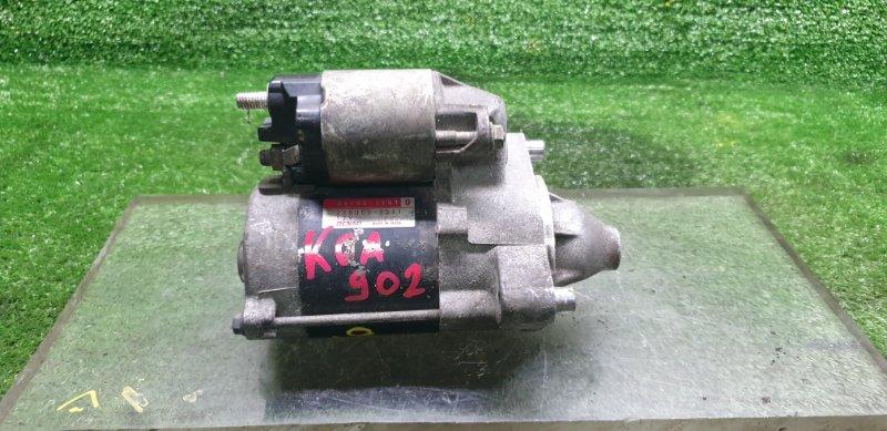 Стартер Suzuki Kei HN22S K6AT 01.2007 (б/у) 3110076G1