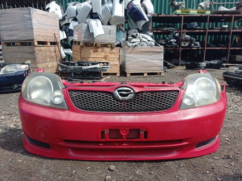 Nose cut Toyota Runx NZE121 1NZFE 09.2001 (б/у)