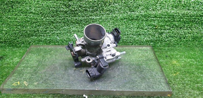 Заслонка дроссельная Toyota Probox NCP55 1NZFE 04.2012 (б/у) 2227021011