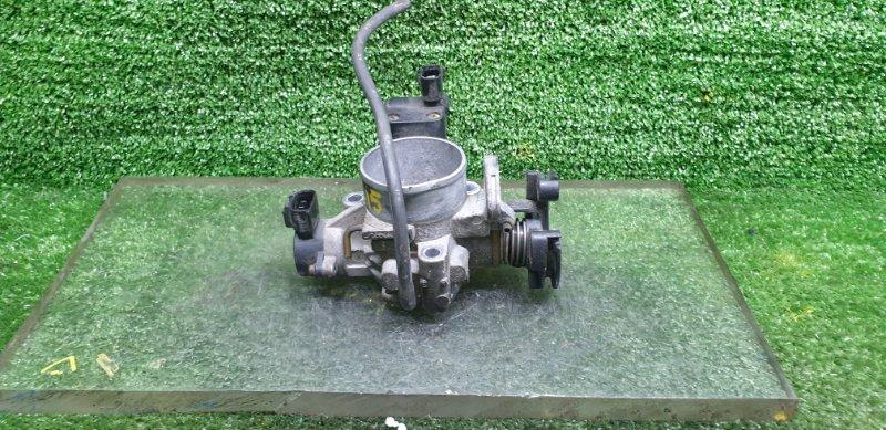 Заслонка дроссельная Toyota Caldina ST215 3SFE 09.2000 (б/у) 2227074350