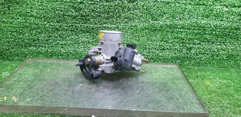 Заслонка дроссельная Toyota Runx NZE121 1NZFE 09.2001 (б/у) 2227021010