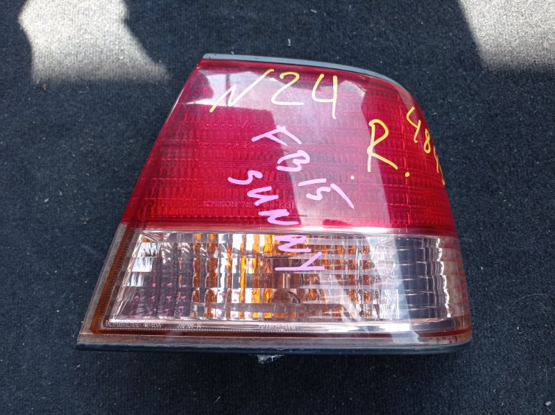Стоп-сигнал Nissan Sunny FB15 QG15DE 2002 задний правый (б/у) 4845