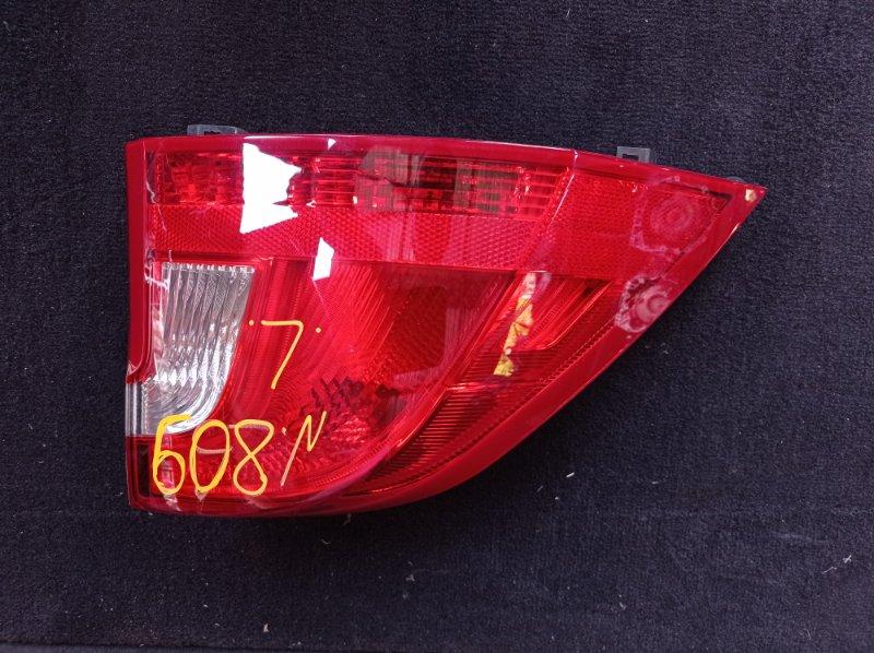 Стоп-сигнал Volvo S60 FS48 B4164T 2012 левый (б/у) 30796267